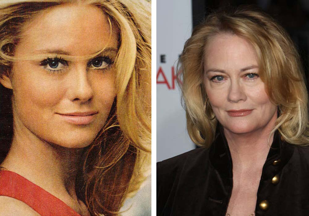 CYBILL SHEPHERD, 69 YEARS OLD