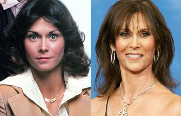 KATE JACKSON, 70 YEARS OLD