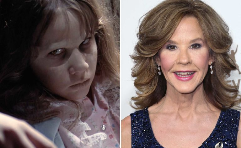 LINDA BLAIR, 60 YEARS OLD