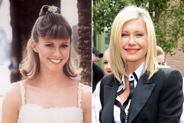 OLIVIA NEWTON-JOHN, 70 YEARS OLD