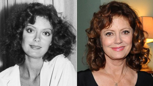 SUSAN SARANDON, 72 YEARS OLD