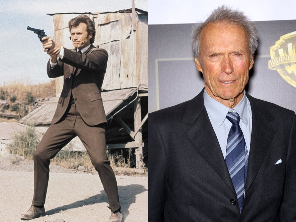 CLINT EASTWOOD, 89 YEARS OLD