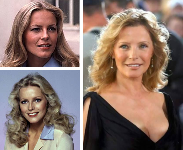 CHERYL LADD, 67 YEARS OLD