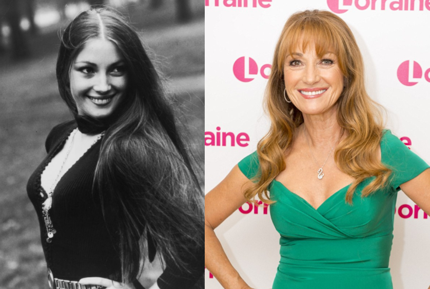 JANE SEYMOUR, 68 YEARS OLD
