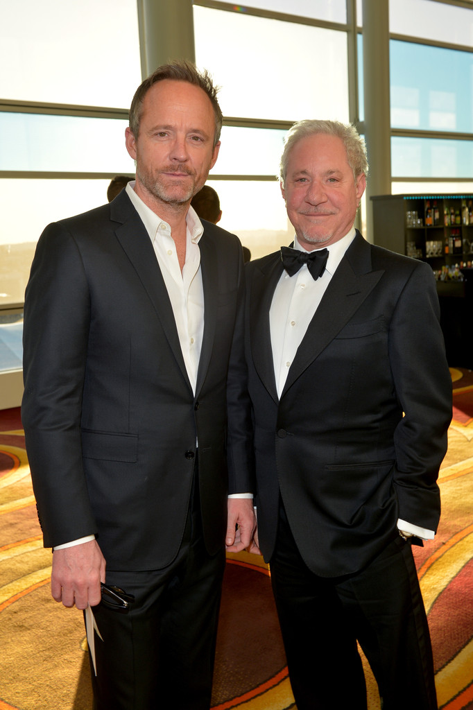 John Benjamin Hickey And Jeffrey Richman
