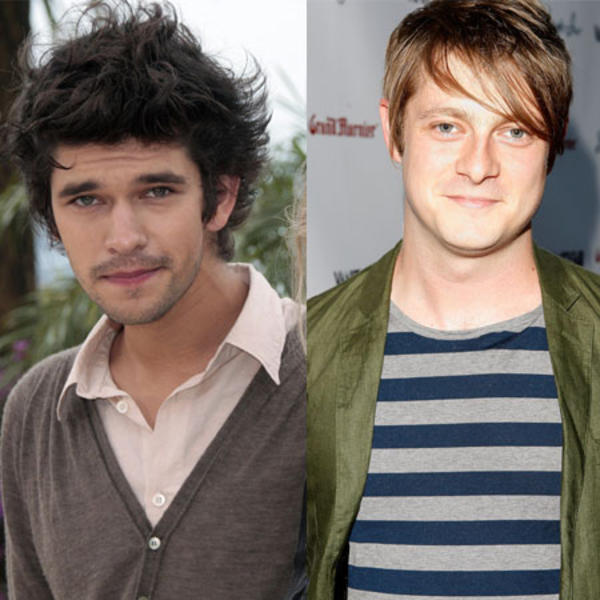 Ben Whishaw And Mark Bradshaw
