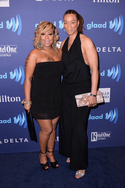 Monifah Carter And Terez Mychelle