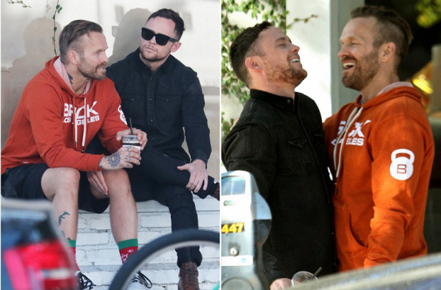 Bob Harper And Anton Gutierrez