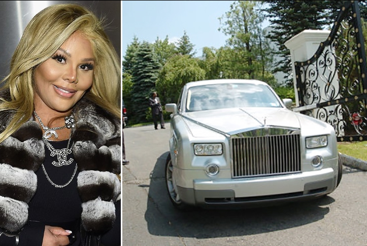 Lil' Kim – Rolls Royce Phantom Estimated 410K
