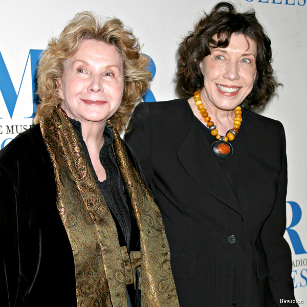 Jane Wagner & Lily Tomlin