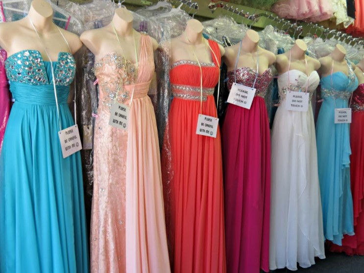 Finding The Right Dress