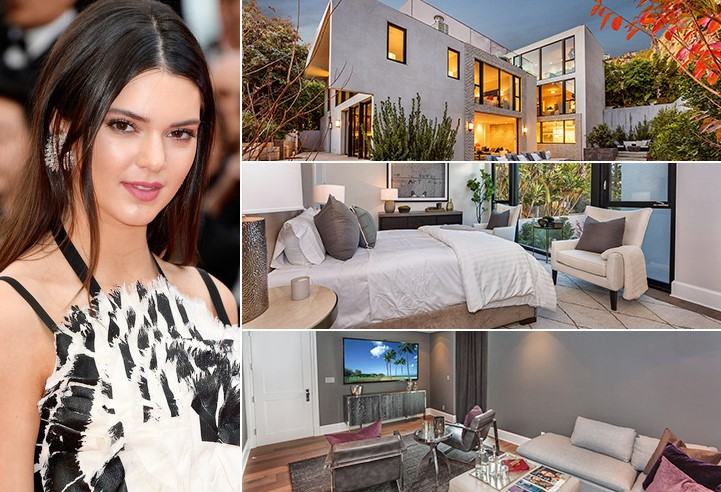 Kendall Jenner 6.5 Million Hollywood Hills