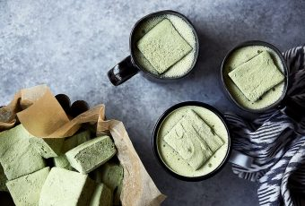 Matcha White Hot Cocoa Recipe