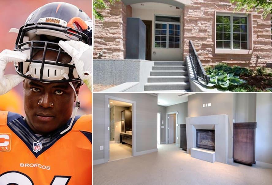 DeMarcus Ware – Denver Estimated 1.3 Million