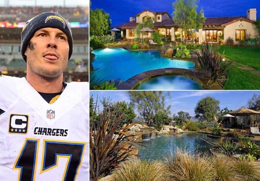 Philip Rivers – San Diego Estimated 3.5 Million