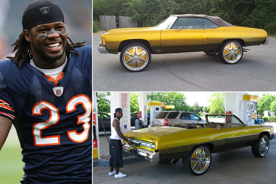 Devin Hester – Chevrolet Impala Estimated 250K