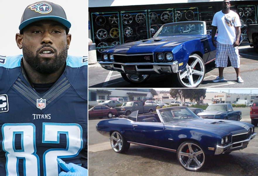 Delanie Walker – Buick Skylark Coupé Estimated 50K