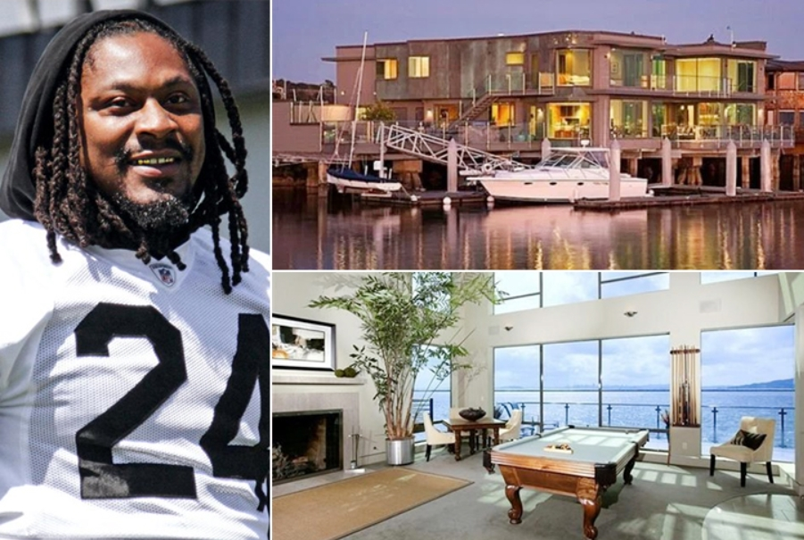 Marshawn Lynch – Richmond Estimated 3.3 Million