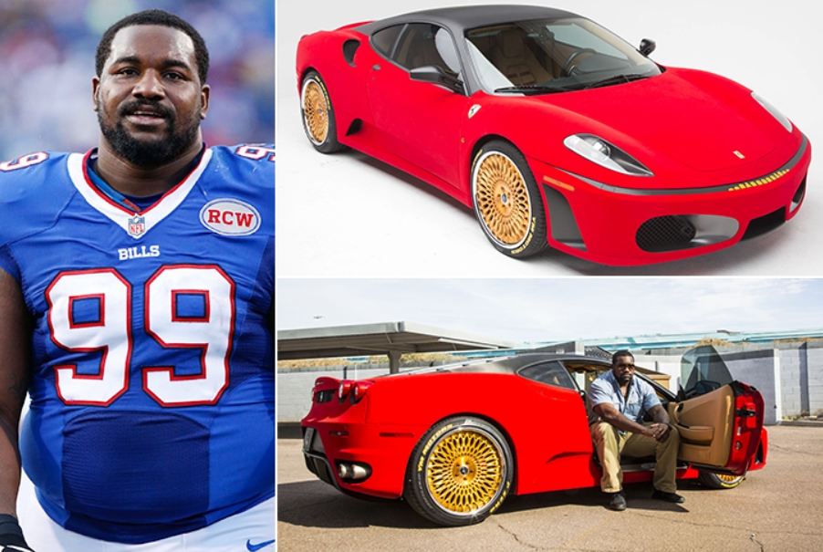 Marcell Dareus – Ferrari F430 Estimated 280K