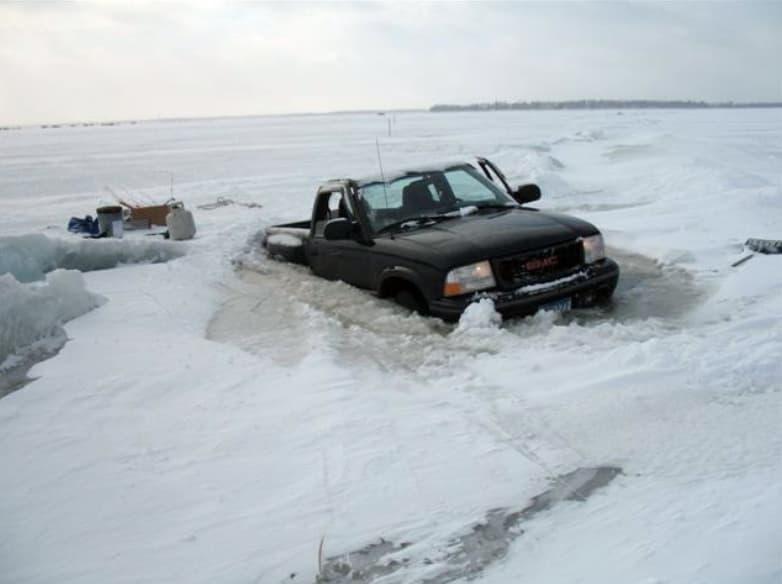 Getting Stuck In