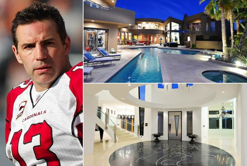 Kurt Warner – Scottsdale Estimated 5 Million