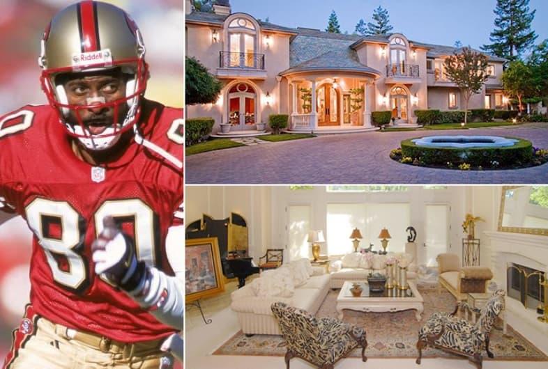 Jerry Rice – California Estimated 9 Million
