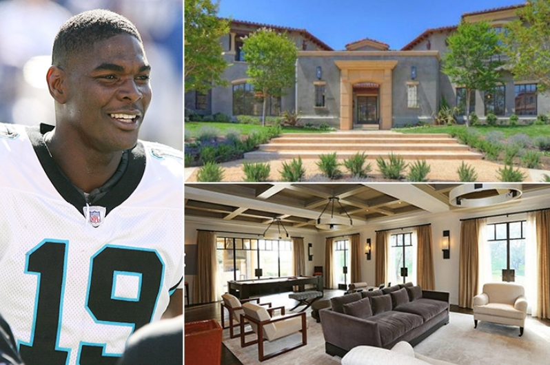 Keyshawn Johnson – California Estimated 11 Million