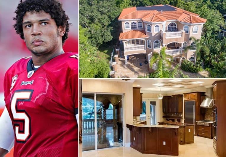 Josh Freeman – Tampa Estimated 2 Million