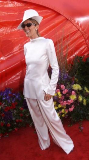 Celine Dions 2nd Look