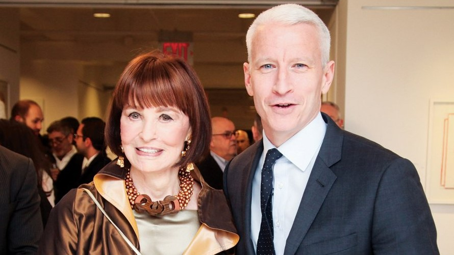 The Real Story Of Anderson Cooper's Life | ArticlesVally