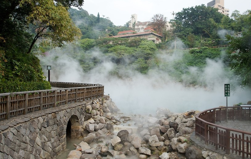 Beitou Thermal Hot Springs