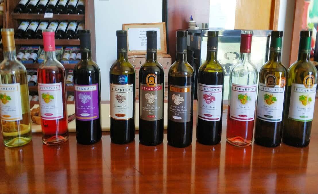 Do A Wine Sampling
