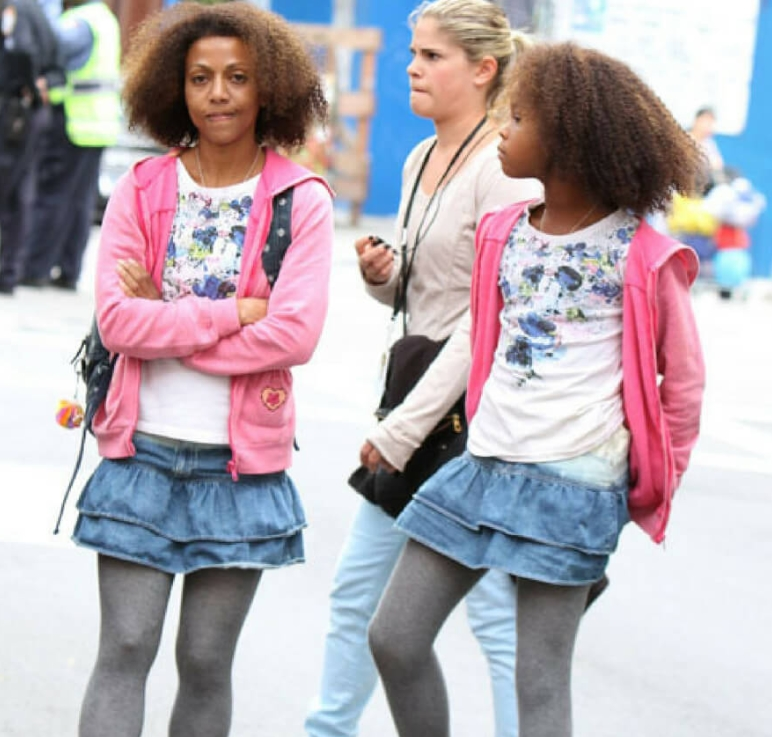 Quvenzhané Wallis Legally Needed A Stunt Double