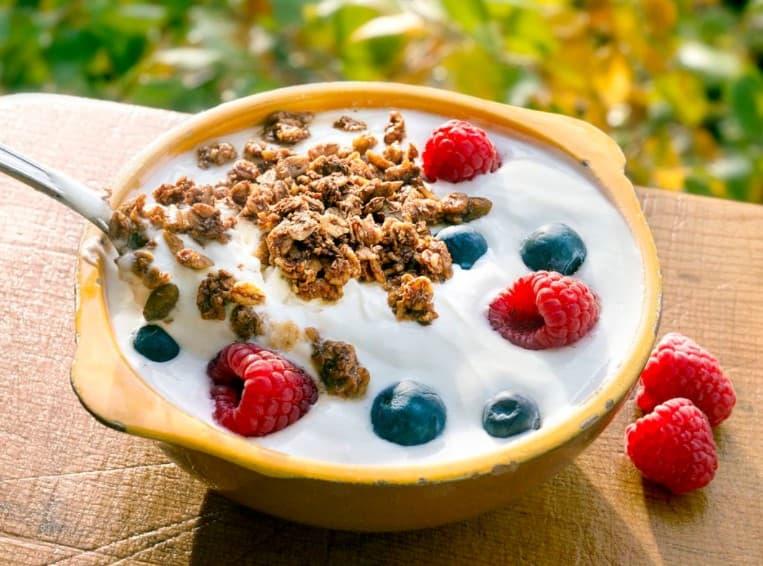 Reduced Fat Yogurt