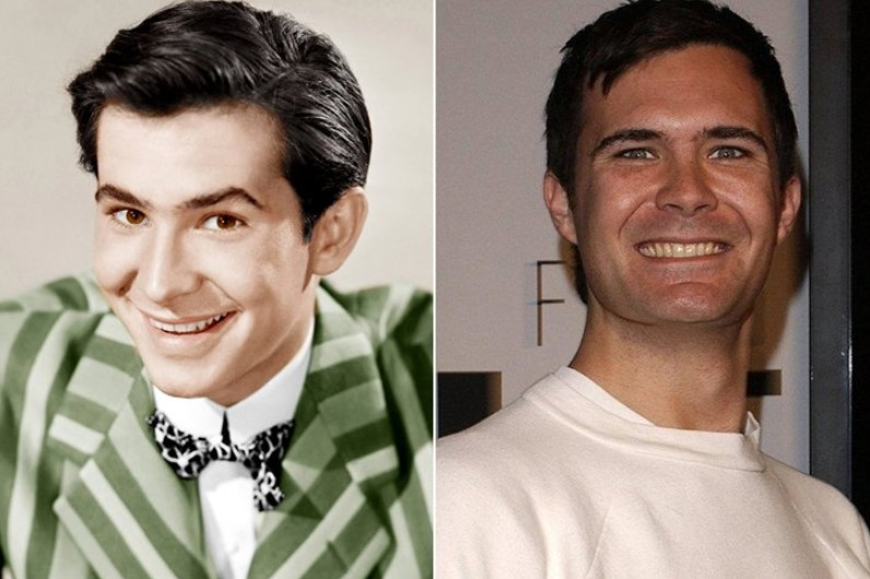 Anthony Perkins & Oz Perkins – 30s