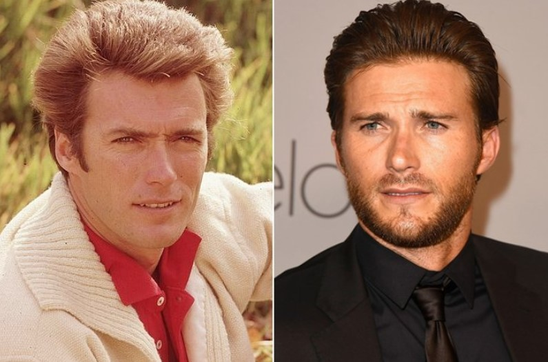 Clint Eastwood & Scott Eastwood – 30s