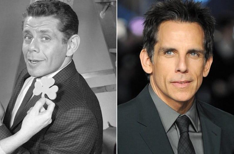 Jerry Stiller & Ben Stiller – 40s