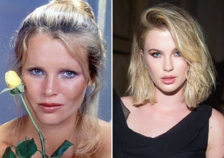 Kim Basinger And Ireland Baldwin – In Their 20s