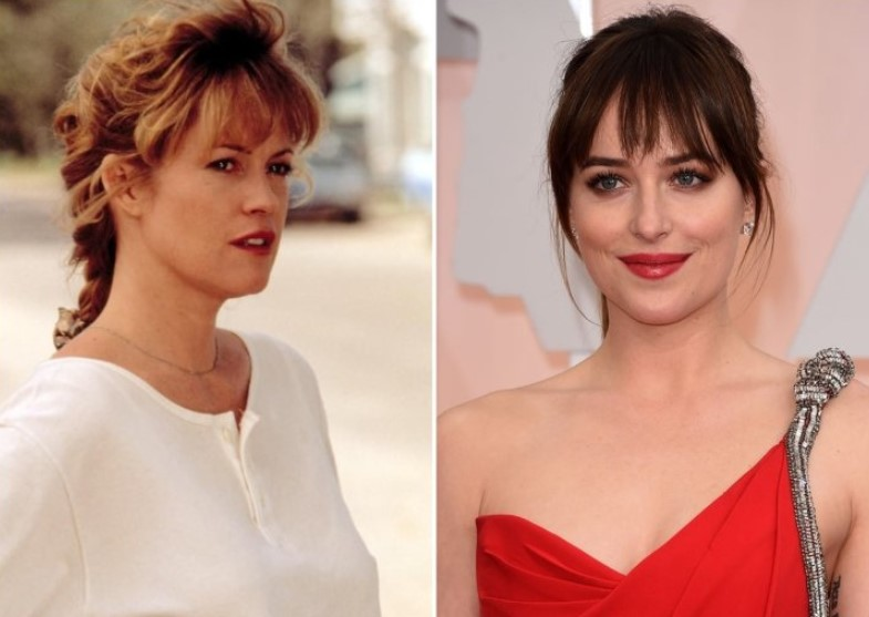 Melanie Griffith And Dakota Johnson – Mid 20s