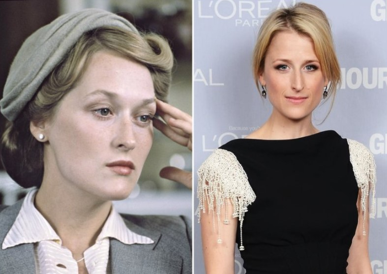 Meryl Streep And Mamie Gummer – Early 30s