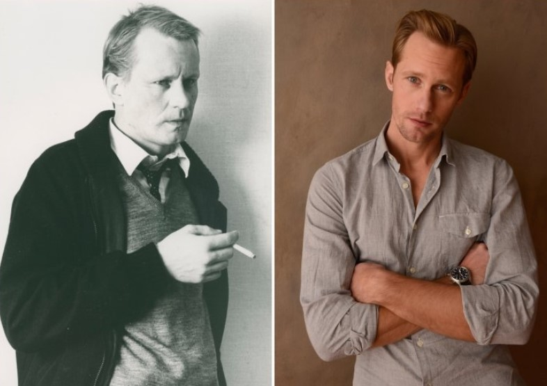 Stellan Skarsgård And Alexander Skarsgård – In Their 30s