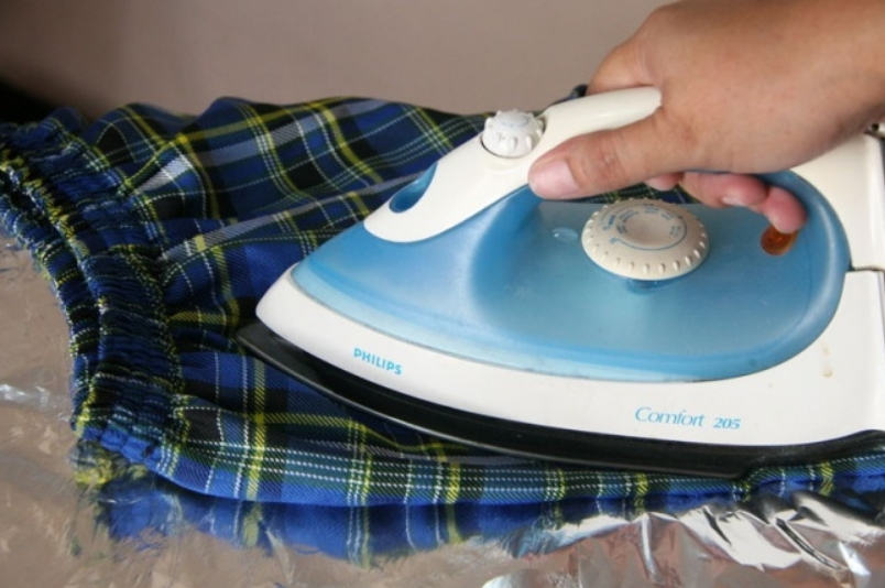 Have Your Clothes Be Wrinkle Free