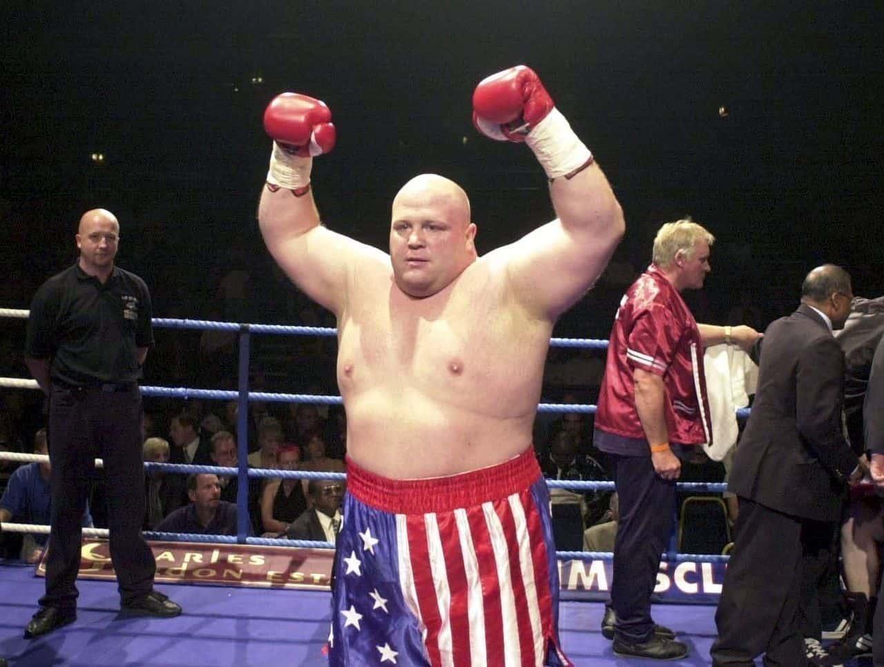 Eric Esch Professional Boxer