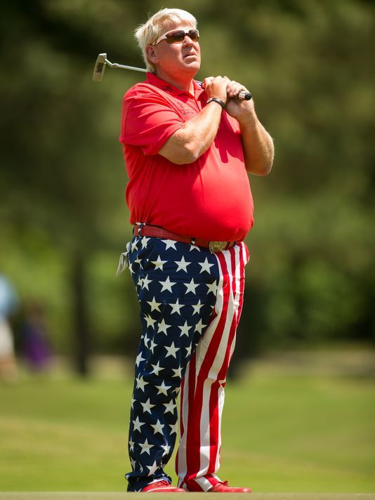 John Daly Professional Golfer
