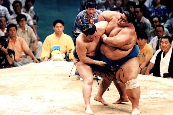Akebono Taro Professional Wrestler