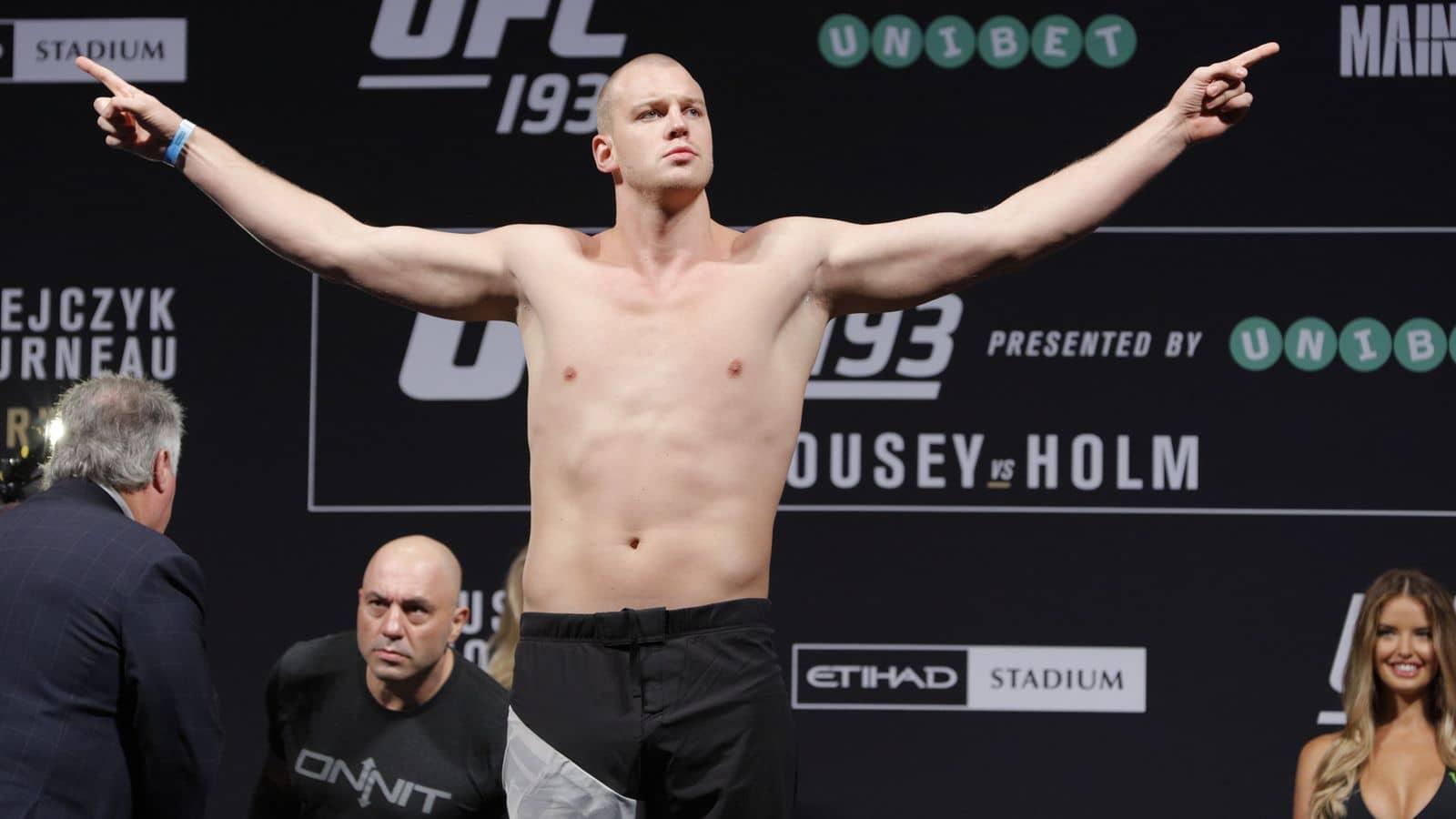 Stefan Struve MMA Fighter
