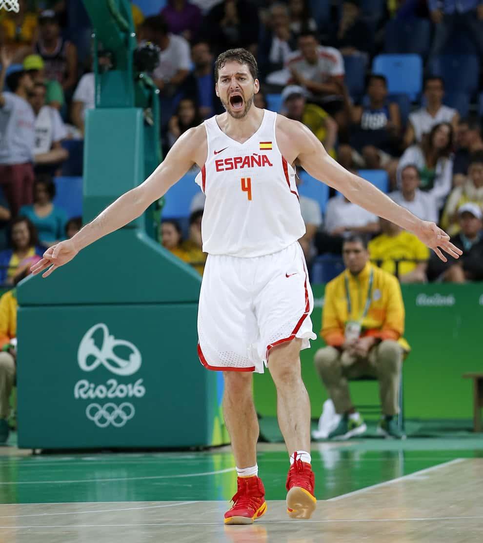 Pau Gasol NBA Center