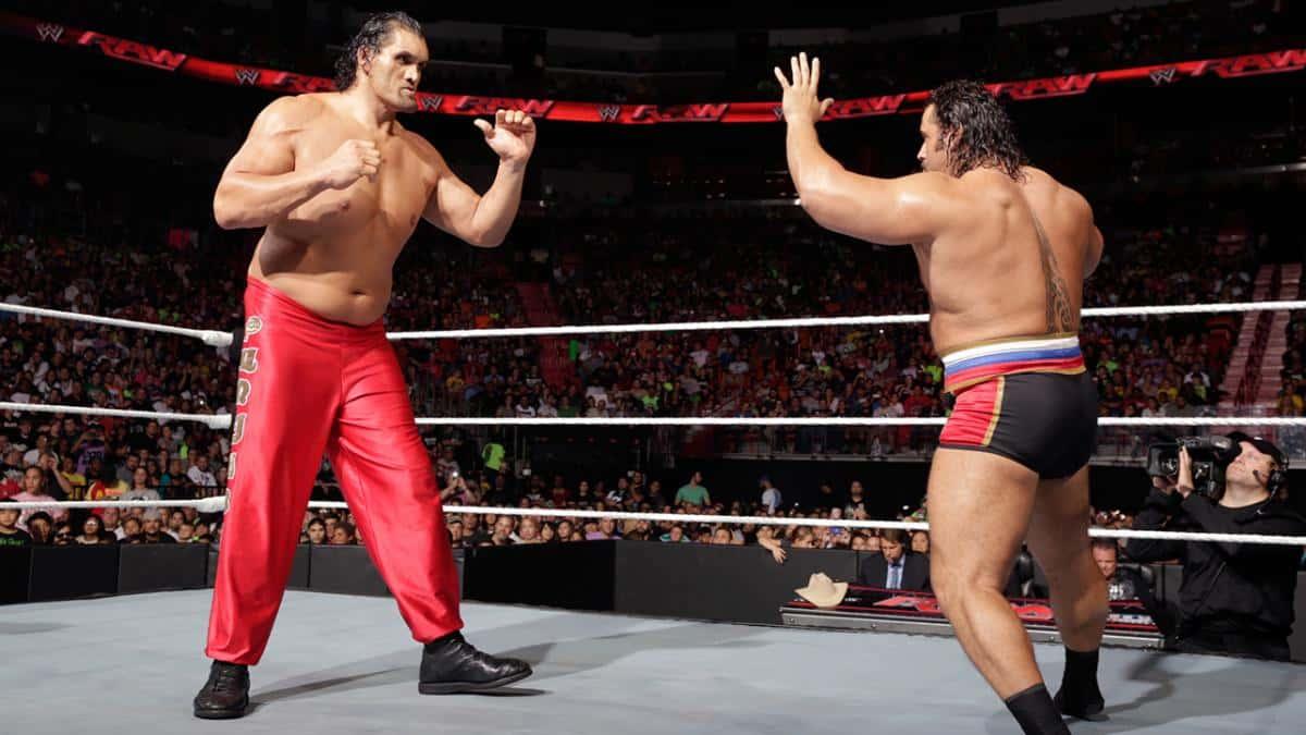 Dalip Singh Rana Wrestler