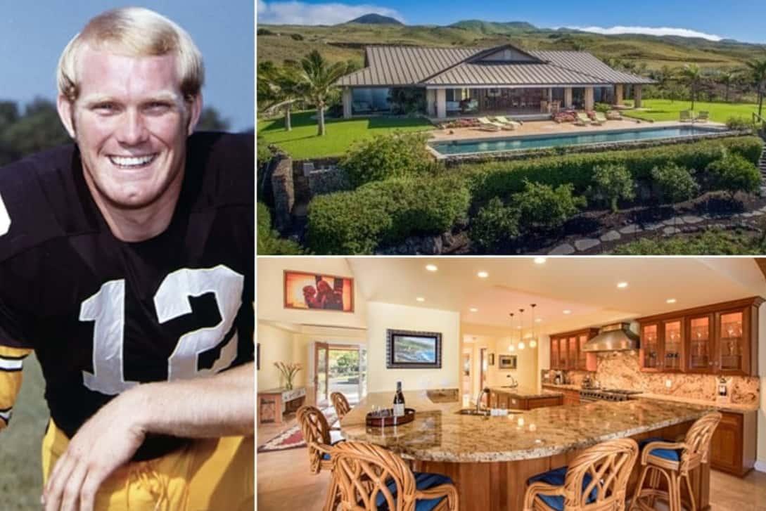 Terry Bradshaw, Pittsburgh Steelers – Hawaii, Estimated $2.7 Million