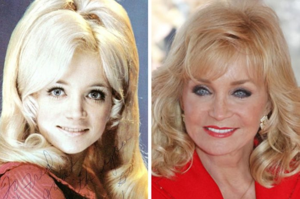 BARBARA MANDRELL, 70 YEARS OLD